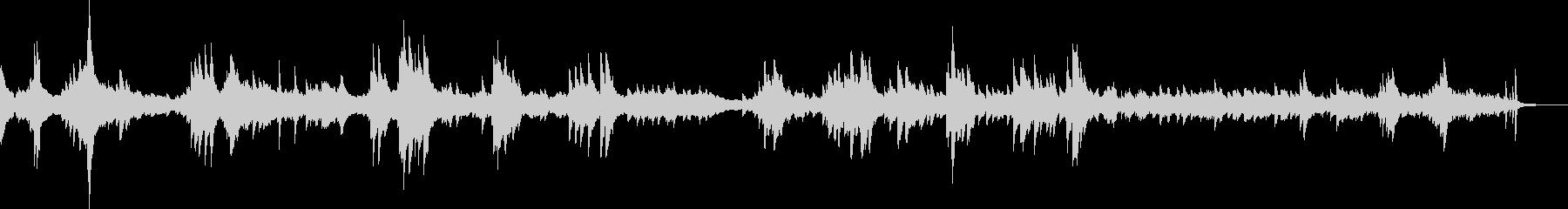 絶望(ピアノ・暗い・重厚感・悲しい)の未再生の波形