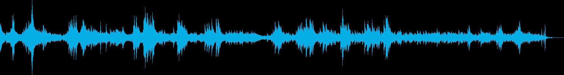 絶望(ピアノ・暗い・重厚感・悲しい)の再生済みの波形