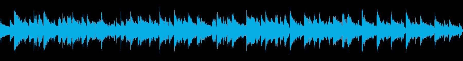 ジャズ ギターバラード ループ 生演奏の再生済みの波形