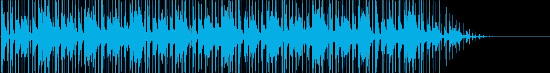 エレクトログルーブには、大気中およ...の再生済みの波形