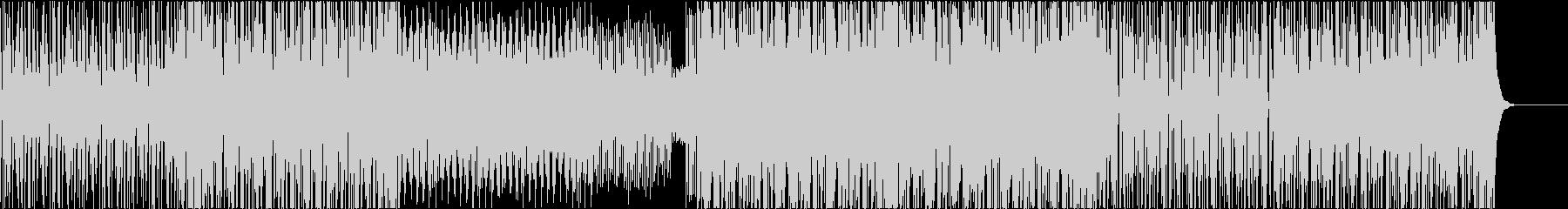 EDM トロピカル レゲエ 楽しいの未再生の波形
