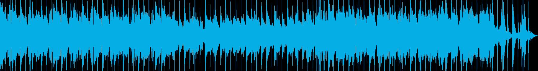ポジティブで爽やかなポップ/ライト...の再生済みの波形