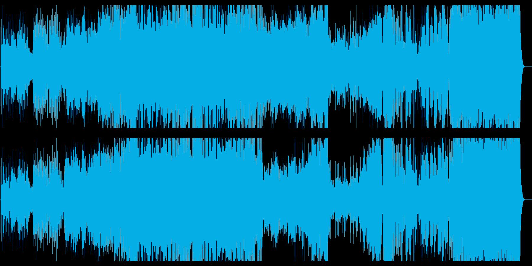 ふるさと なつかしい日本音楽の再生済みの波形