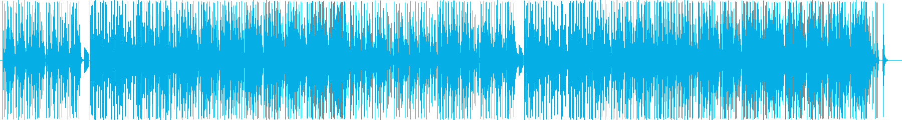 Cartoon 楽しげ バックグラ...の再生済みの波形