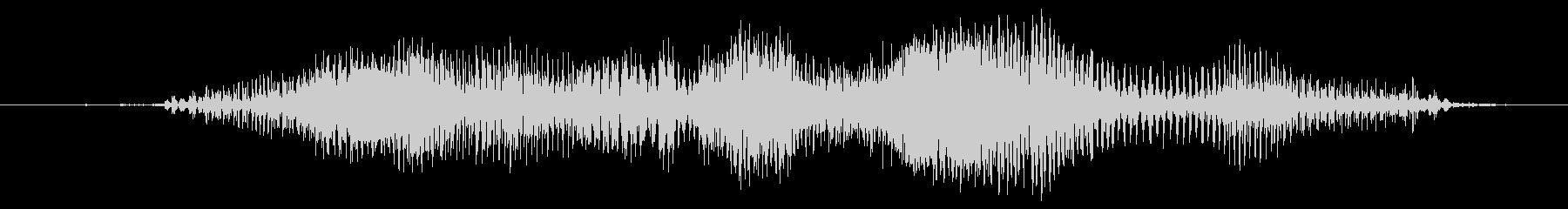 スモールケース:ジップアップ、ミデ...の未再生の波形