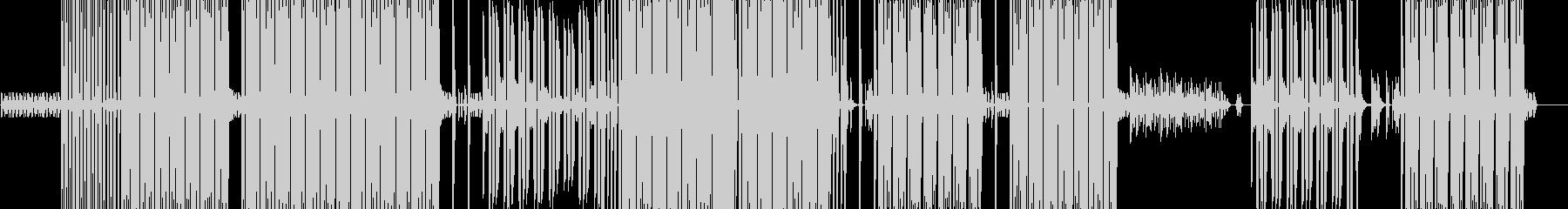 グルーブ、ループ、シンセ、アンビエ...の未再生の波形