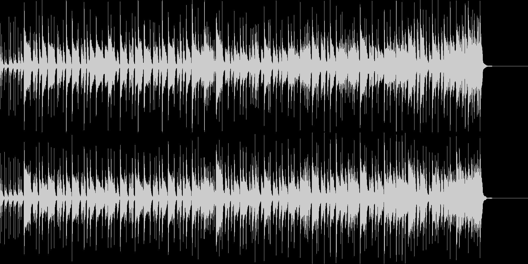 アコースティックギター、パーカッシ...の未再生の波形