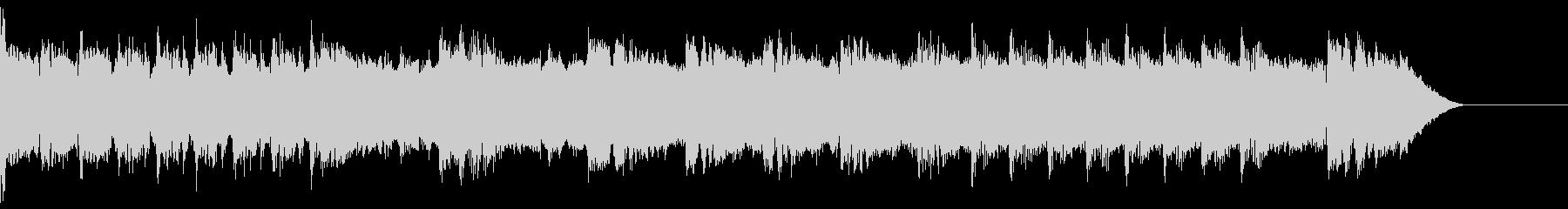 ゲーム:ピコピコしている音の未再生の波形