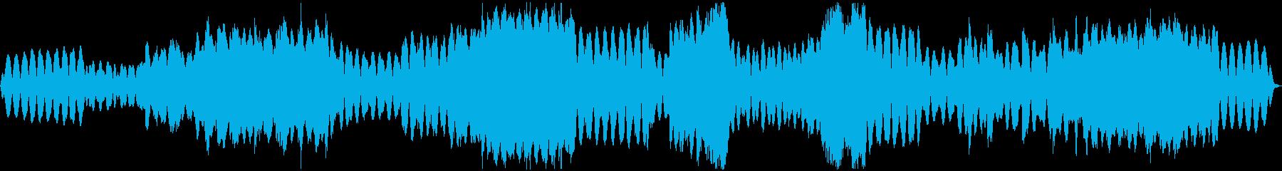サイエンスフィクション、不協和音、...の再生済みの波形