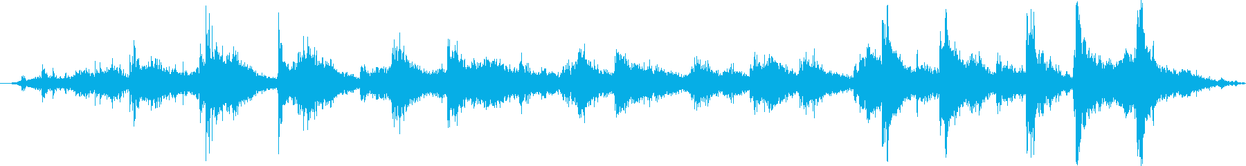 Bmxとラージマウンテンバイク:イ...の再生済みの波形