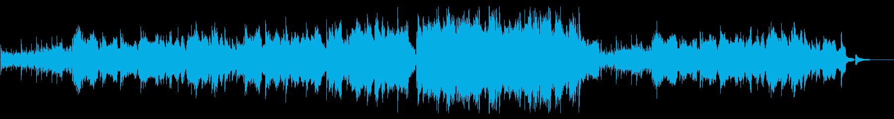 バイオリン 感動的・バラードの再生済みの波形