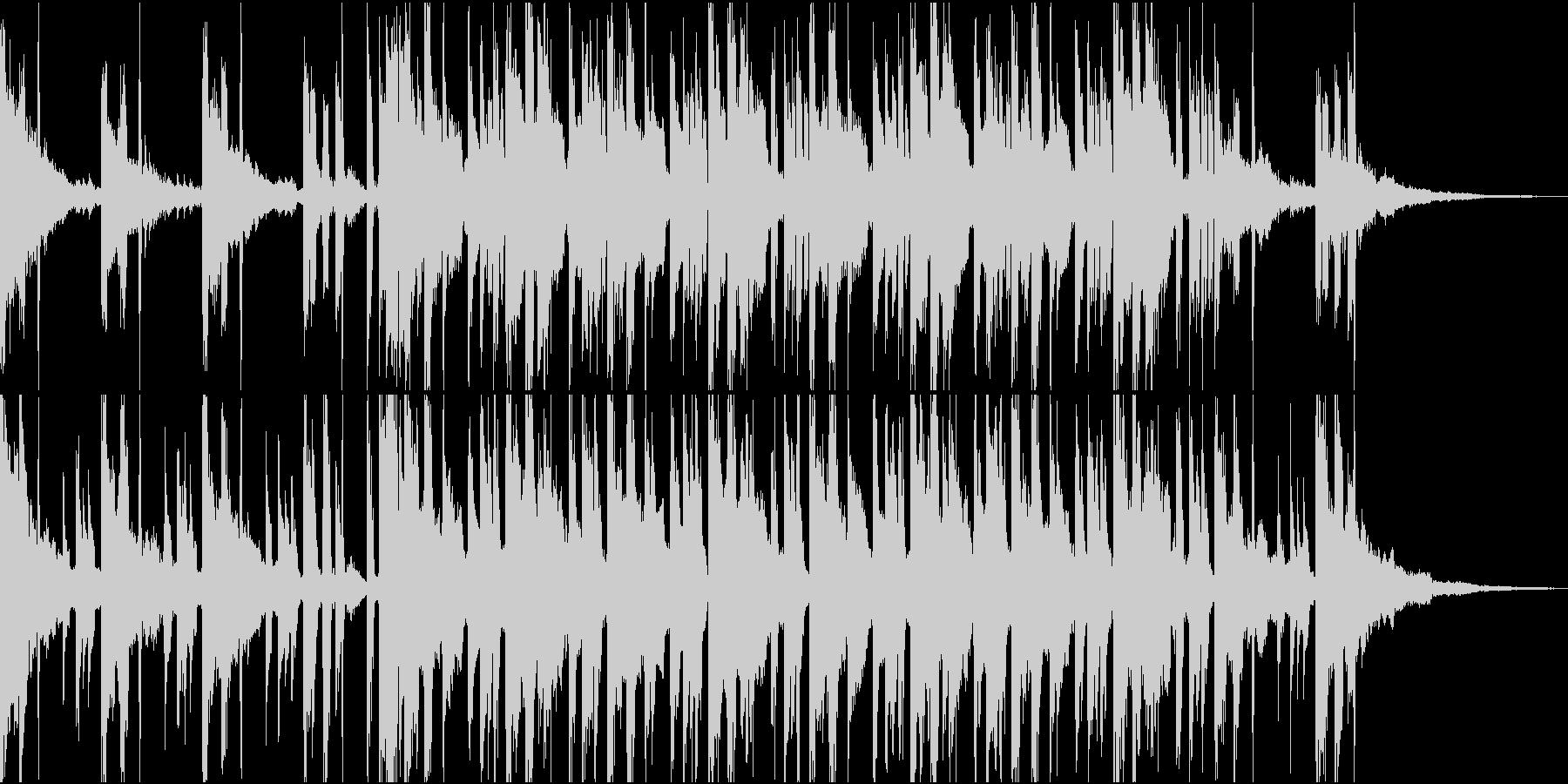 37秒涼しげ少しチープな?シンセPOPSの未再生の波形