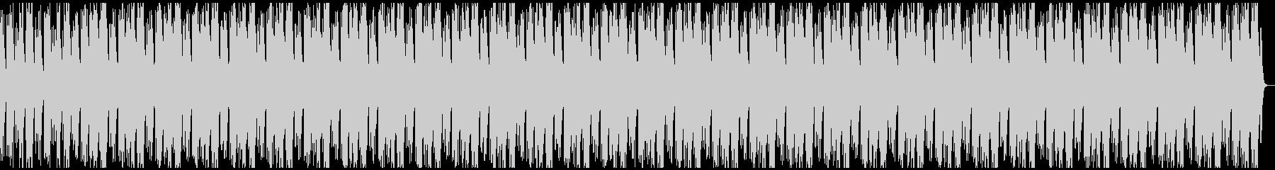 ピアノとストリングスの優しいヒーリング曲の未再生の波形