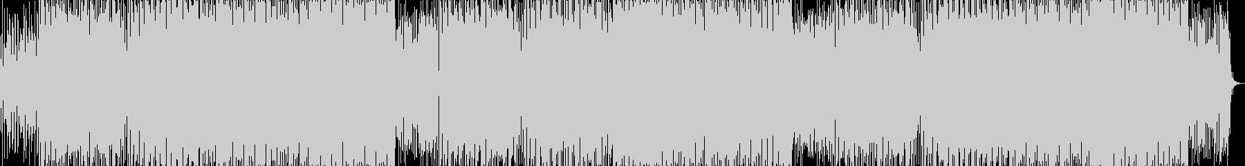 春麗らかなほのぼのゆったりエレクトロaの未再生の波形