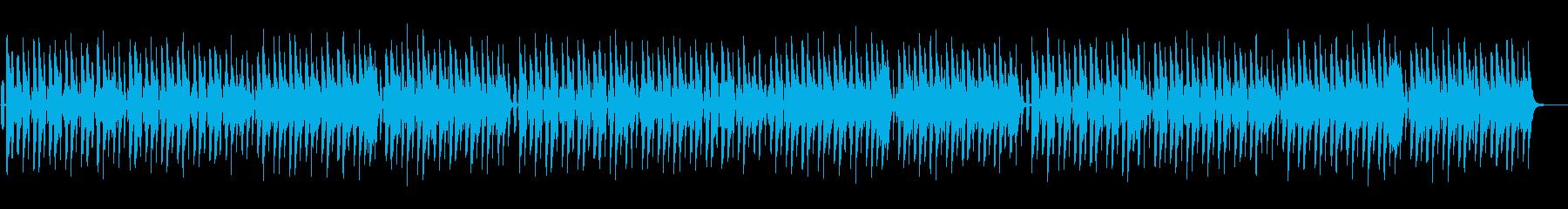 ほのぼの脱力系「仰げば尊し」の再生済みの波形