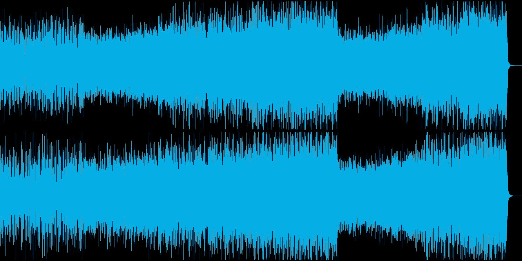 News40 16bit48kHzVerの再生済みの波形