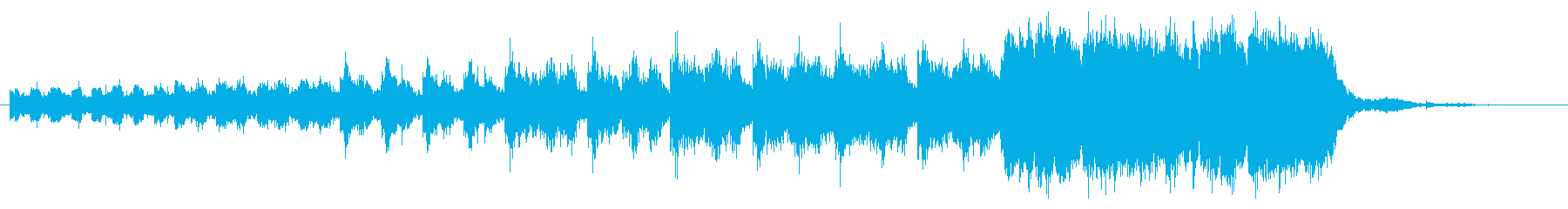 不思議/不気味/ポップの再生済みの波形