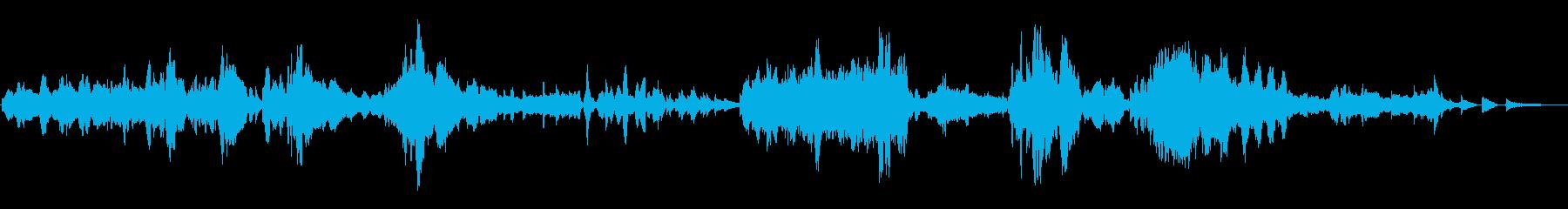 ブラームス/ヴァイオリン・ソナタ3-2の再生済みの波形