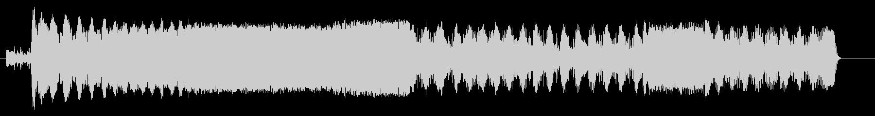 ドラッグボート;開始/アイドル/回...の未再生の波形