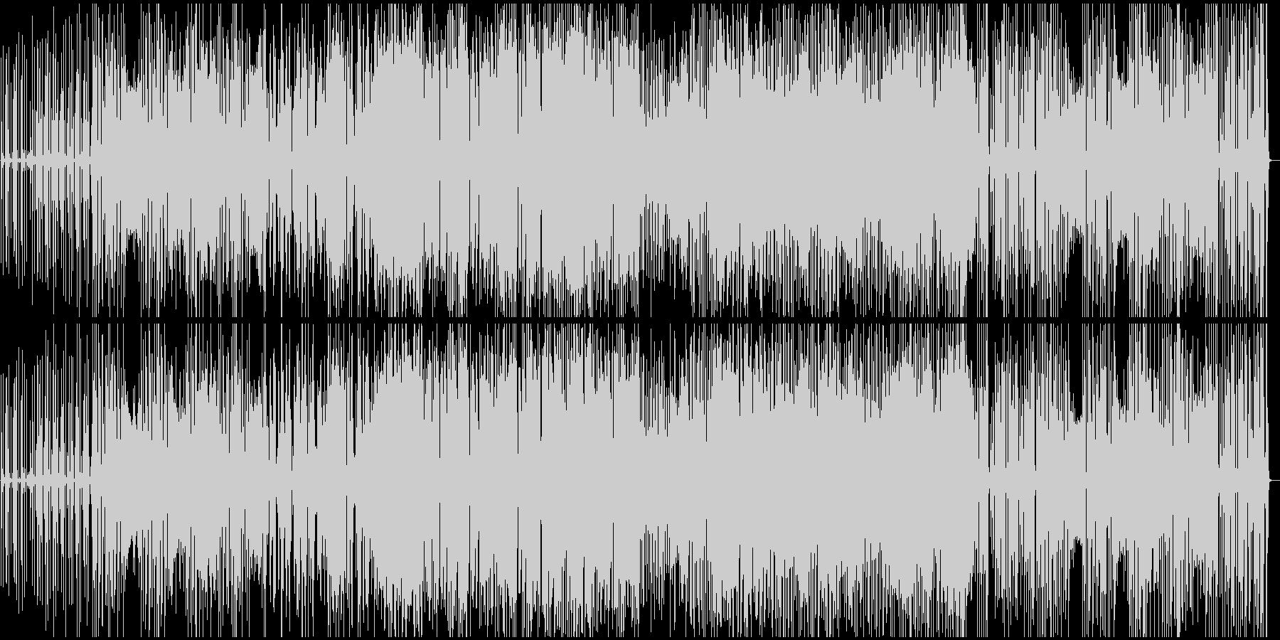 イントロドラムとグルーヴジャズ、オ...の未再生の波形