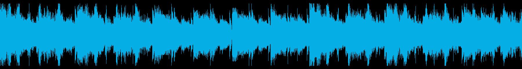 ソフトパッドとマリンバパッドは、こ...の再生済みの波形