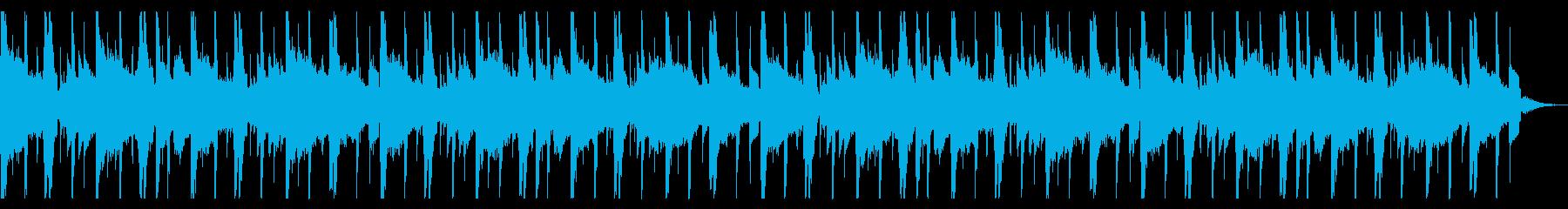 溶けそうなR&B_No635_5の再生済みの波形