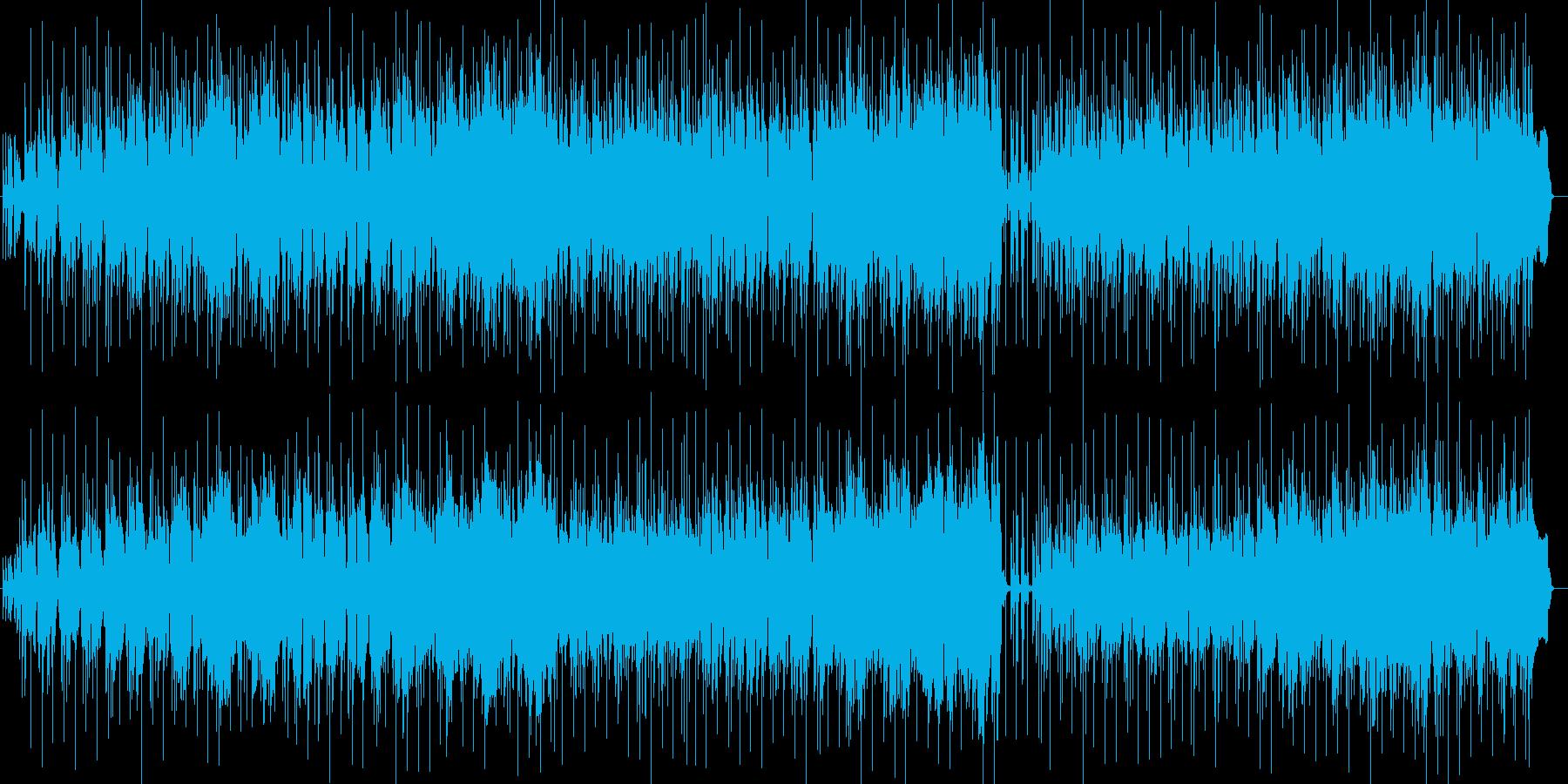 レゲエ 夏の海 ビキニギャル ナンパの再生済みの波形