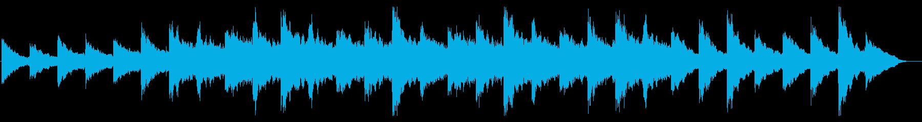 Ennui Sky アンビエントメロ無版の再生済みの波形