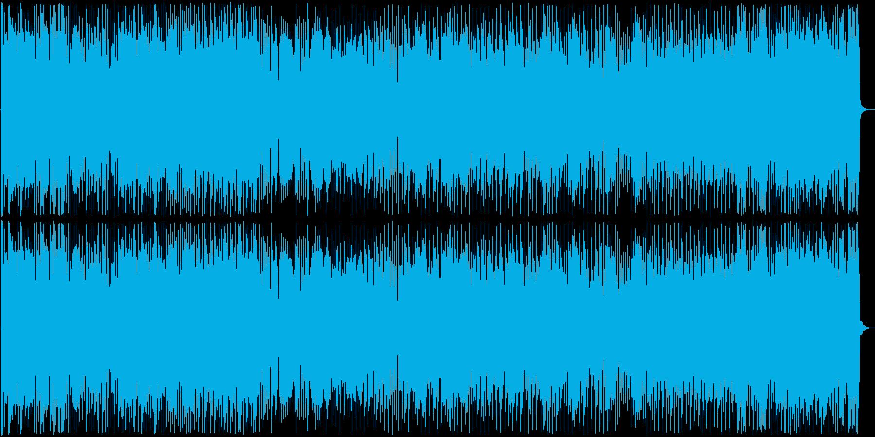 多くの有名なブルースのリフに似てい...の再生済みの波形