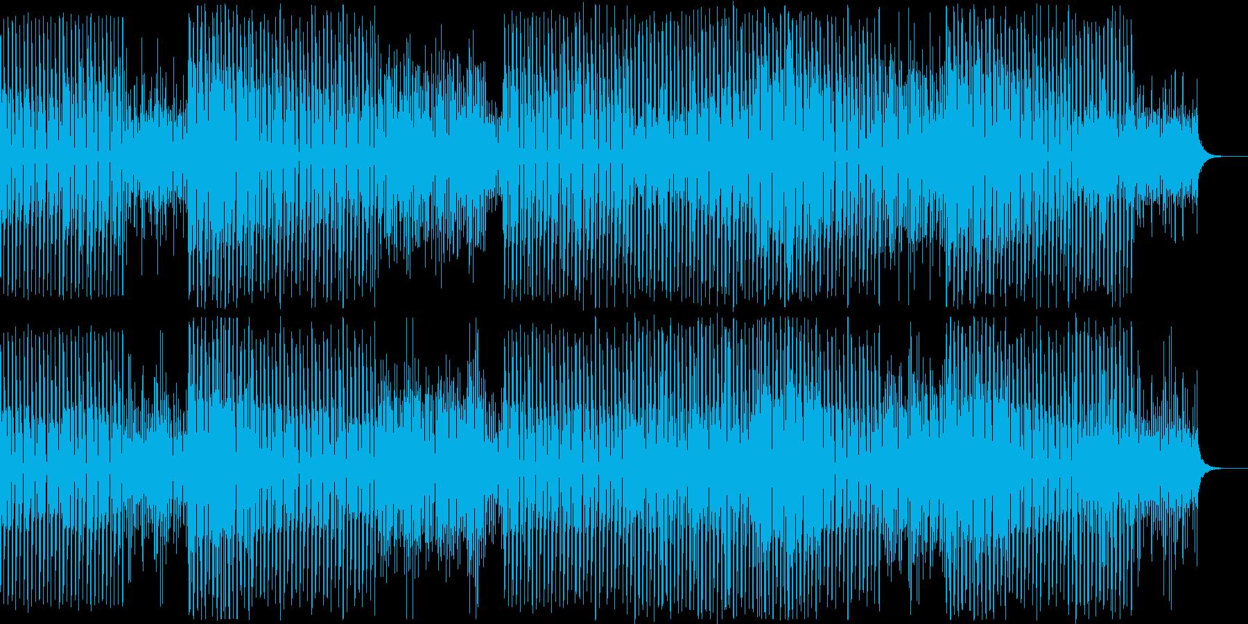 オーケストラ、パーカッション、ミニマルの再生済みの波形