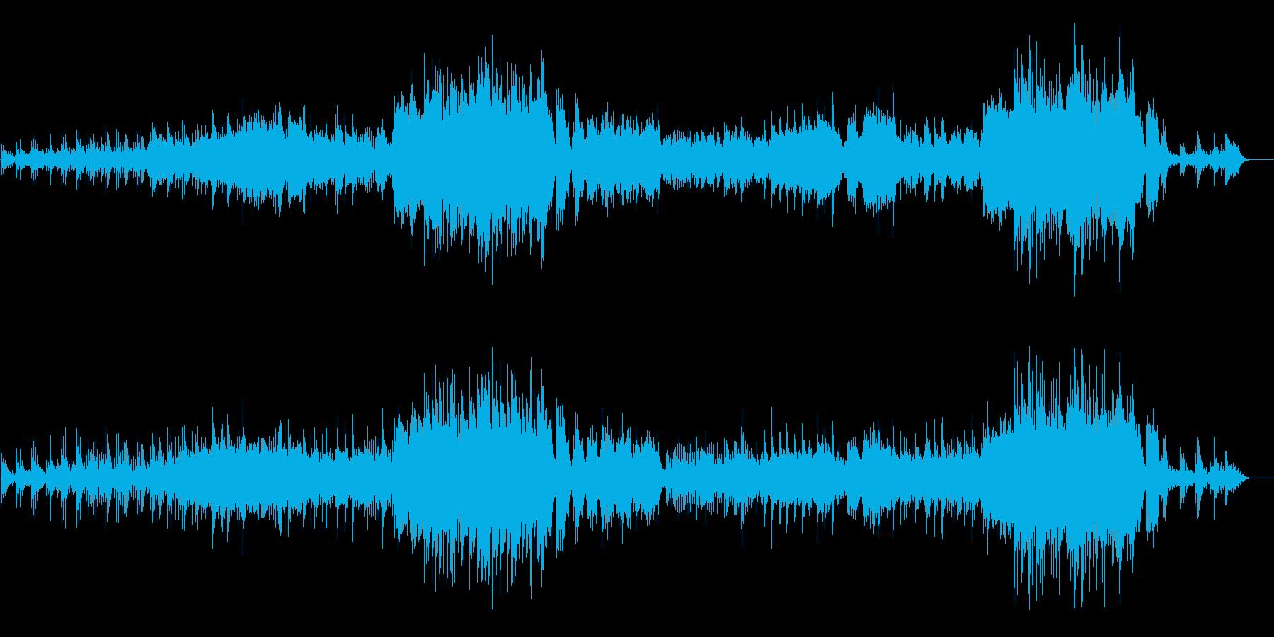 水平線(ホライズン・ドリーム)の再生済みの波形