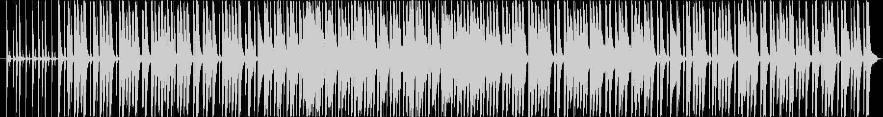 のどか7の未再生の波形