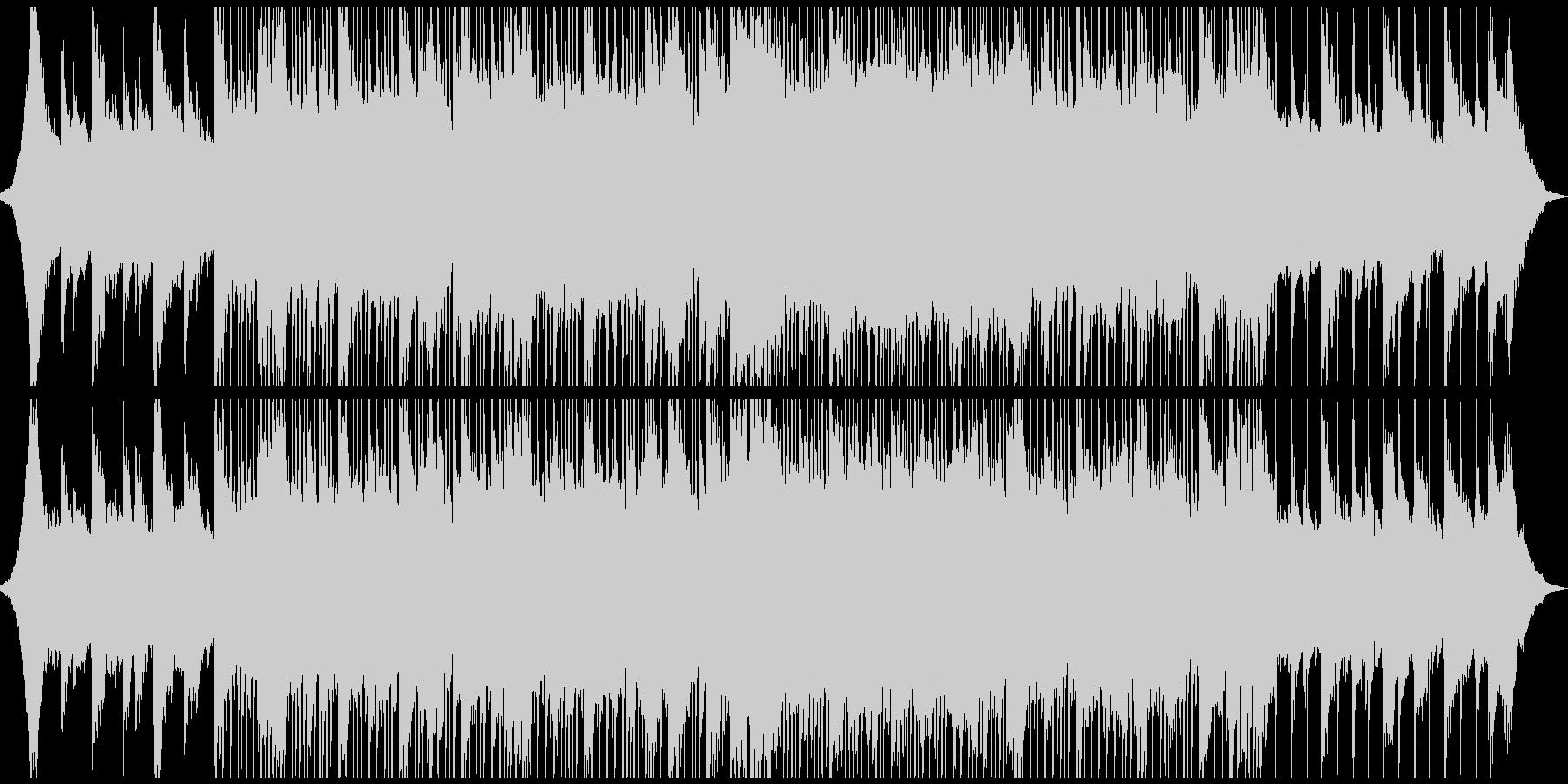 インディーズ ロック ポップ 広い...の未再生の波形