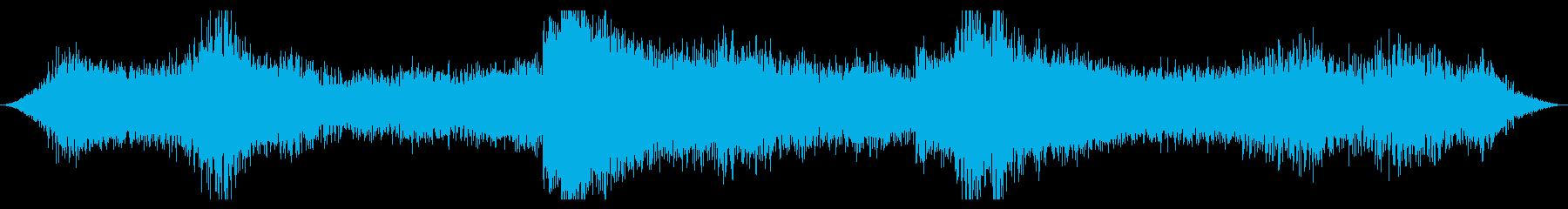怖いハロウィーンのダンジョン:ハウ...の再生済みの波形