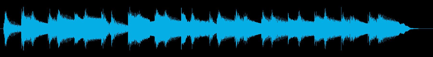 エーライヤッチャ!阿波踊り ♩125#2の再生済みの波形