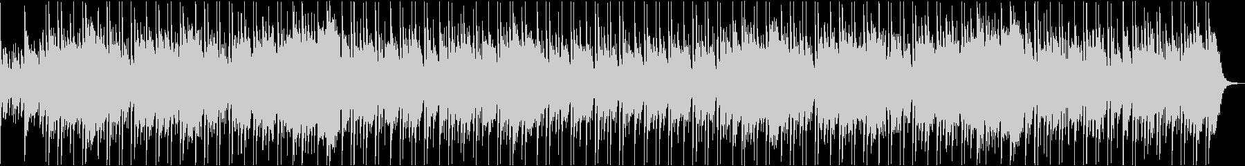 和楽器を使用したほのぼのインストの未再生の波形