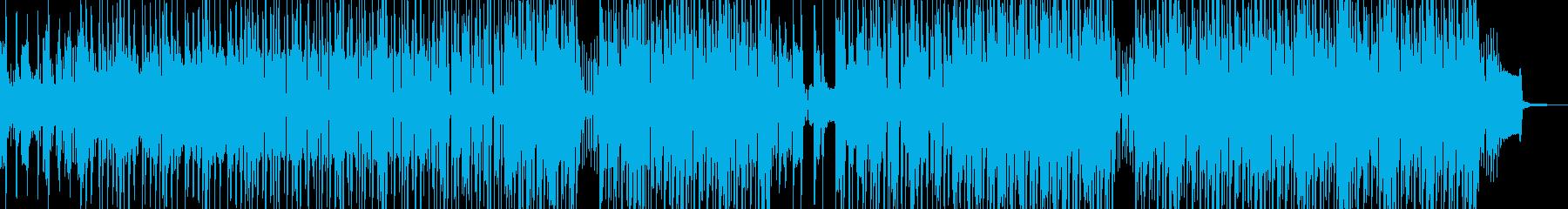 無機質でエモいヒップホップ 長尺の再生済みの波形