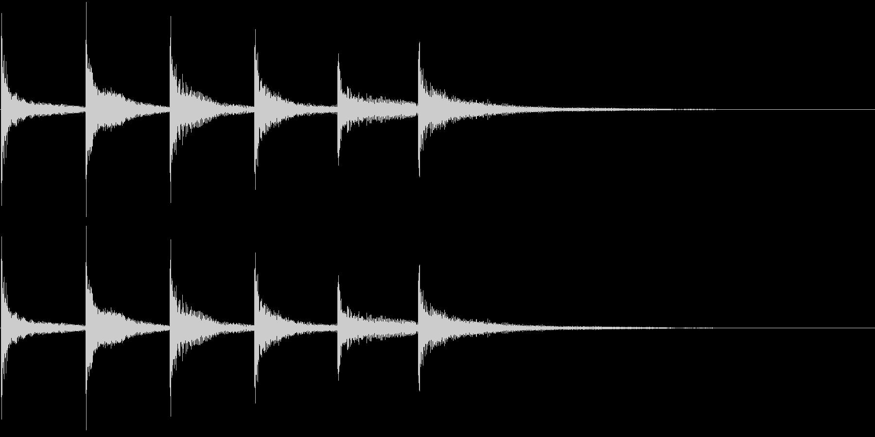 ティンパニ:フォーリングボーイズス...の未再生の波形