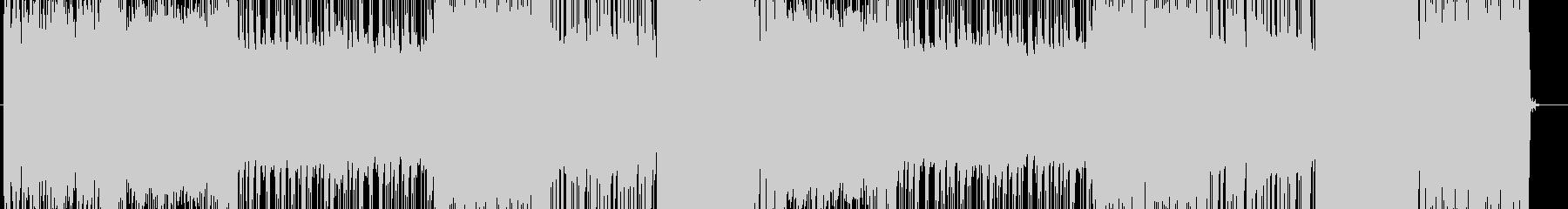 「HR/HM」「DEATH」BGM94の未再生の波形