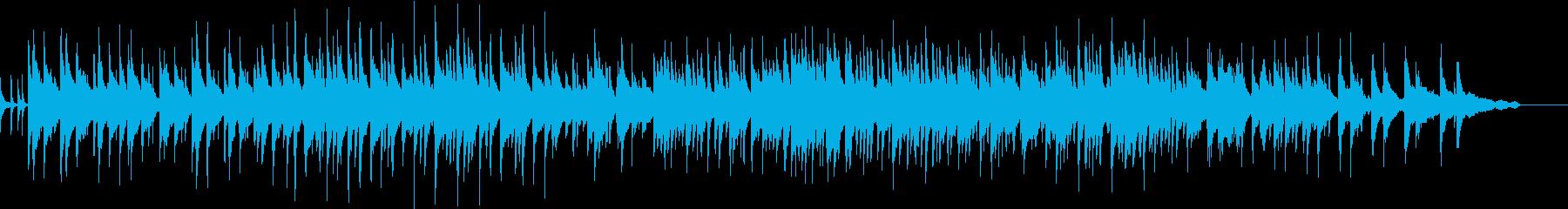 雨の日のピアノトリオの再生済みの波形