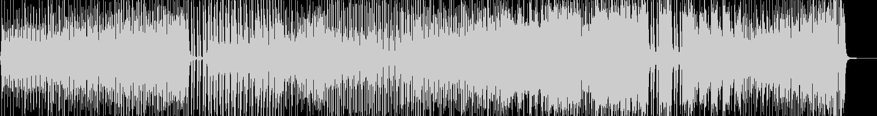 七変化アニメーションダンス調ポップ A2の未再生の波形