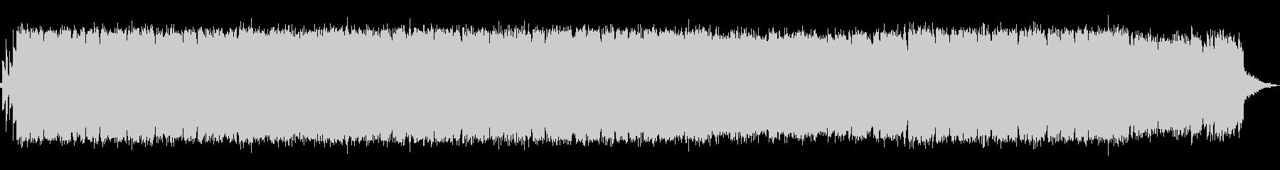 AMAZING GRACEのギター演奏曲の未再生の波形