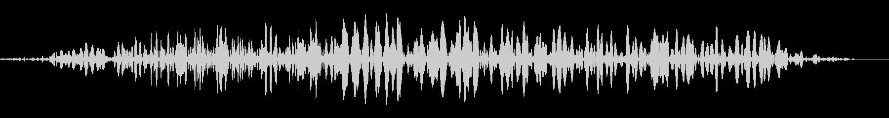 LC IMPフレーム14Cの未再生の波形