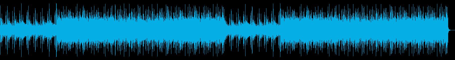 幻想的/夢/リラックス_No608_6の再生済みの波形