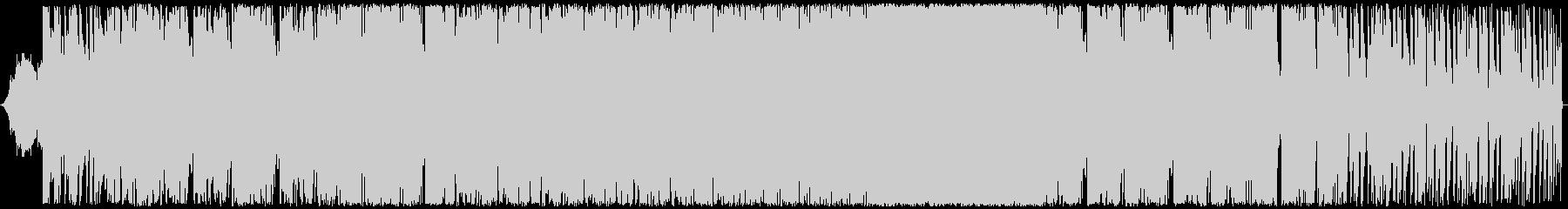 実験的 ワイルド テクノロジー シ...の未再生の波形