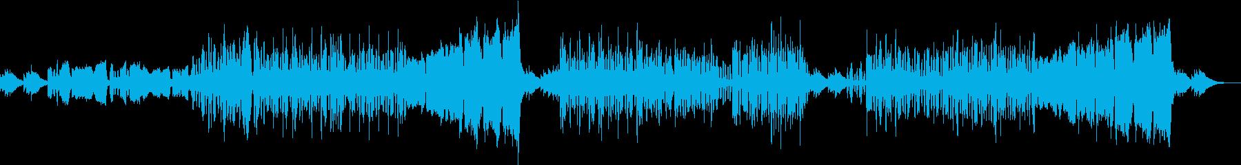 陽気な一日の始まり:Trumpetの再生済みの波形