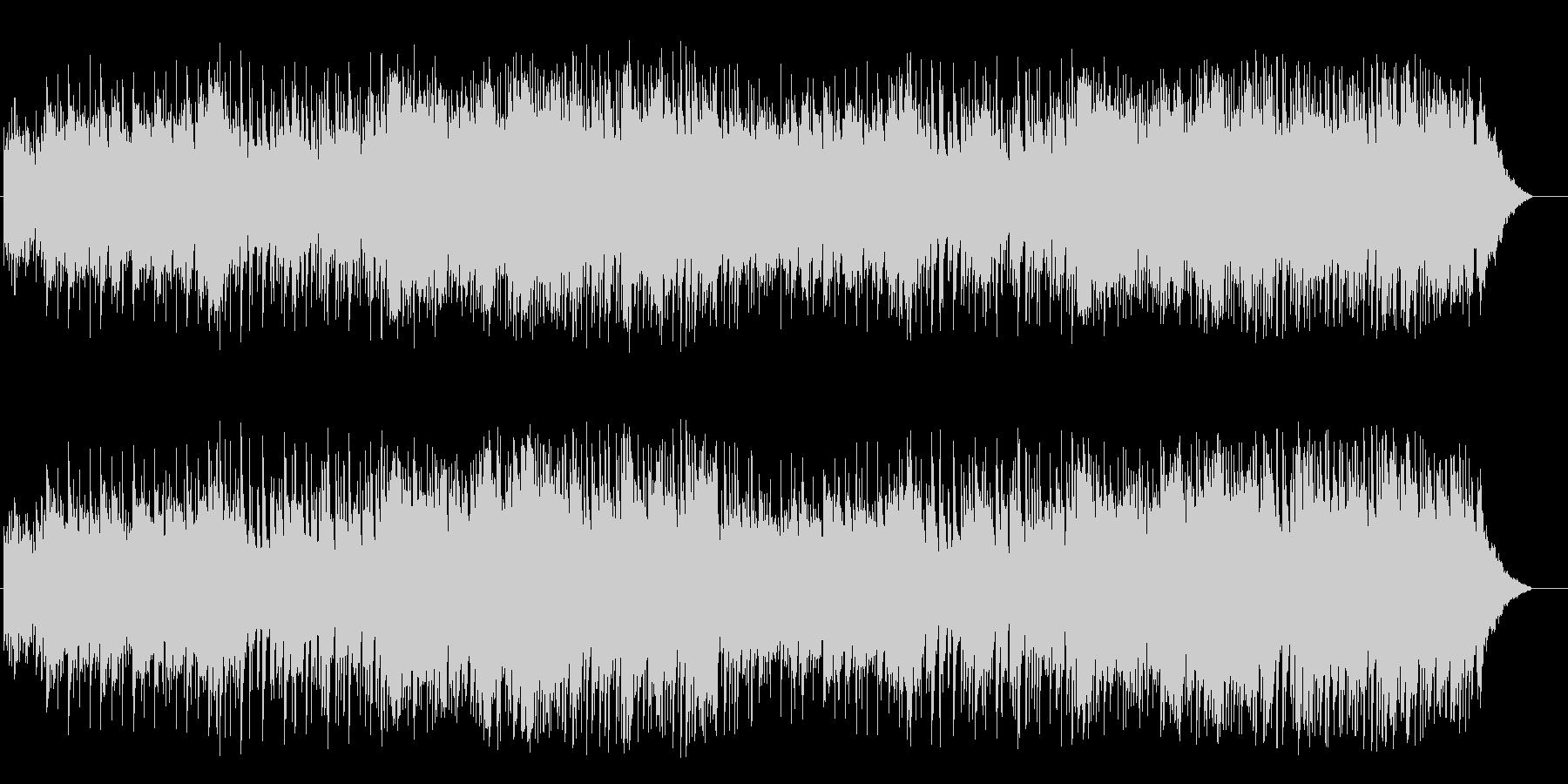 豪華な愛のピアノ・バラード/ブライダルの未再生の波形