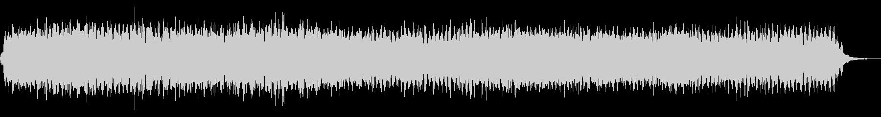 背景音 スリル 3の未再生の波形