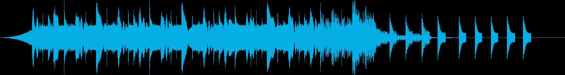 電気計器シンセベースループは、ロボ...の再生済みの波形