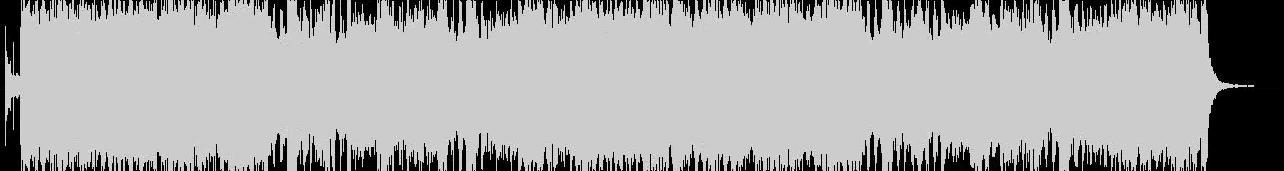 モダン 近代芸術 絵画 合奏劇伴 B25の未再生の波形